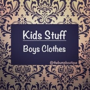 Kids Toddler Baby Boy Clothes